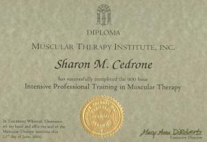 Massage E&T1 Diploma