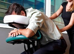 Corporate Chair Massage West Palm Beach Will Reduce Workplace Stress Onsite
